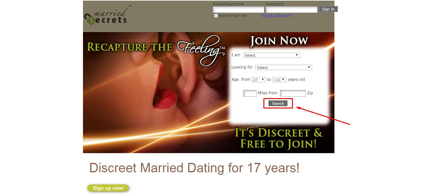 married secrets