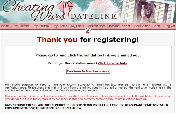 cheatingwivesdatelink review